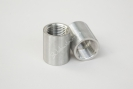 """1/2"""" Stainless Coupling"""