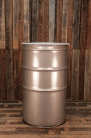 100 Gallon Open Head Drum New