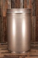 150 Gallon Open Head Seamless Drum
