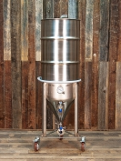1 BBL Conical  Fermenter with Cooling