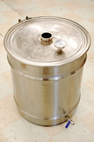 Stainless Boiler 30 Gallon