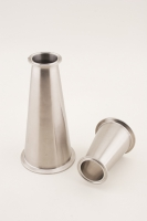 """2"""" x 1.5"""" Sanitary Concentric Reducer"""