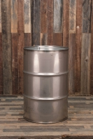 55 Gallon Stainless Drum 16 Gauge (1.5mm)