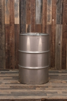 55 Gallon Stainless  Drum