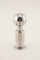 "1.5"" Clamp x 2"" Rotating Spray Ball"