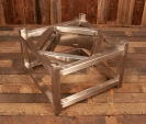 Stainless Steel Heavy Duty Burner Stand
