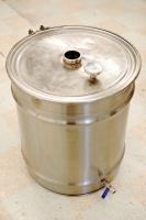 Stainless Boiler 30 Gallon